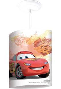Pendente Carros Disney Startec 23,5Cmx8,5Cmx76,5Cm Vermelho