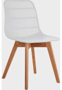 Cadeira Agnes Branco