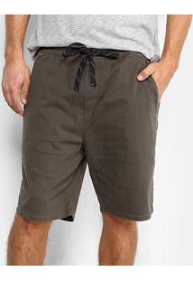 Bermuda Jeans Globe Color Filler Masculina - Masculino