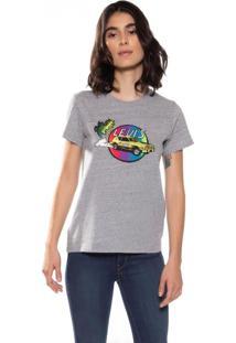 Camiseta Levis The Perfect 20342 Cinza