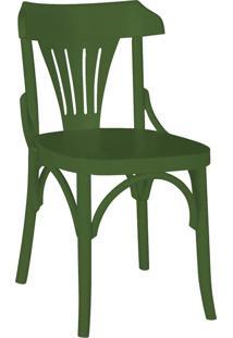 Cadeiras Para Cozinha Opzione 81 Cm 426 Verde Musgo - Maxima