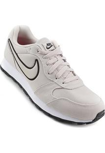 Tênis Nike Md Runner Masculino - Masculino-Areia