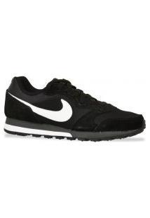 Tenis Nike Running Md Runner 2 Preto Branco