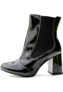 Bota The Box Project Play Feminino - Feminino-Preto