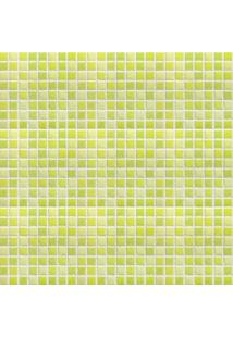 Pastilhas Adesivas Verde Claro (0,60M X 2,50M)