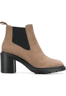Camper Ankle Boot Whitnee - Cinza