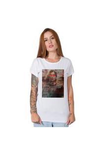 Camiseta Red Eye Branco