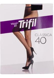 Meia Calça Arrastão - Trifil - Feminino
