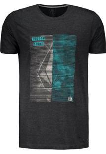 Camiseta Volcom Fit Line Tone Masculina - Masculino