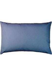 Capa Para Almofada Petit- Azul Escuro & Azul Claro- Sultan