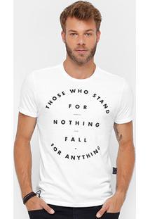 Camiseta Ellus Nothing Masculina - Masculino
