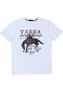Camiseta Tassa Branco