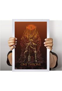 Poster One Throne