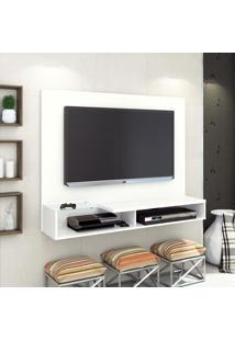 Painel Para Tv Estéla 267002 Branco - Madetec