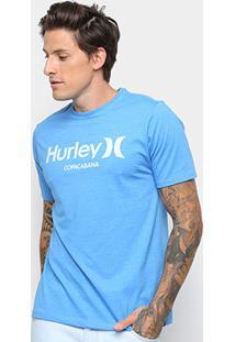 Camiseta Hurley Silk Copacabana Masculina - Masculino