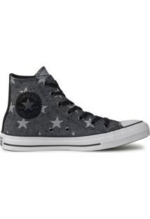 Tãªnis Converse All Star Chuck Taylor Hi Preto Ct13890002 - Preto - Feminino - Dafiti