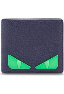 Fendi Carteira Bag Bugs - Azul
