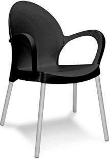 Cadeira Grace Preta