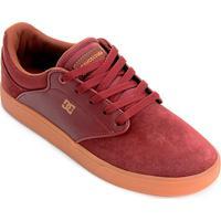 Tênis Dc Shoes Visalia La Masculino - Masculino-Vinho c5bd7ea89617e