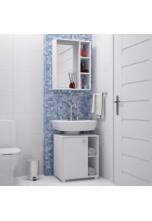 Conjunto De Banheiro Bkb01 - Brv Elare