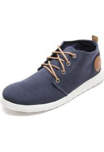Sapatênis Coca Cola Shoes Tag Azul