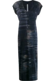 Raquel Allegra Vestido Tie Dye - Azul
