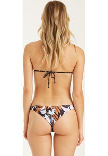 Tropic Moon Tanga Bikini Bottom