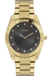 Relógio Feminino Euro Eu2036Yoo/4F Analógico 5Atm