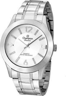 Relógio Champion Feminino Passion - Feminino-Prata