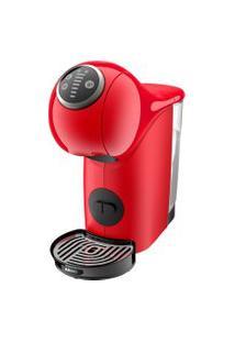 Cafeteira Nescafé Dolce Gusto Arno Genio S Touch Dgs3 Vermelha
