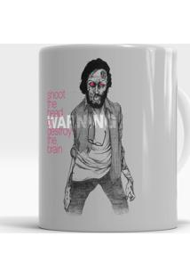Caneca Warning Undead