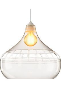 Luminária Pendente Spirit Combine 1430 Transparente