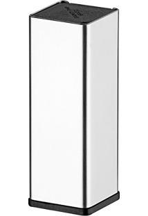 Paliteiro Quadrado Aço Inox E Acrílico 61105000 Tramontina