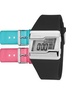 b646ab9aef3 Relógio Digital Fivela feminino