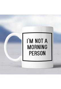 Caneca Morning Person