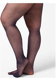Meia-Calça Com Lycra® Actionwear Classic Plus Size (5429) Fio 20 Denier