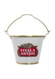Balde De Cerveja Stella Artois 5 Litros - Anabell