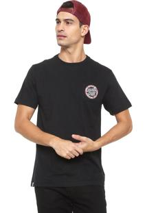 Camiseta Santa Cruz Voltage Preta