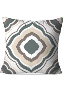Capa De Almofada Love Decor Geometric Multicolorido Cinza - Cinza - Dafiti