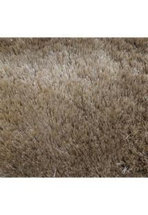 Tapete Touch 140X200 Areia Jolitex