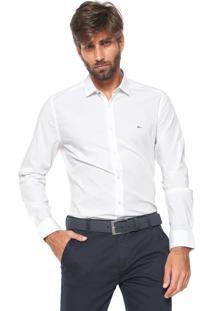 Camisa Aramis Super Slim Branca