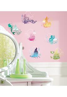 Silhueta Princesas Da Disney