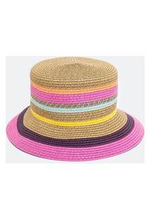 Chapéu Bucket Colorido | Bossa Nossa | Multicores | U
