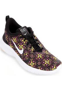 Tênis Nike Flex Experience Rn 8 Se Feminino - Feminino-Preto+Rosa