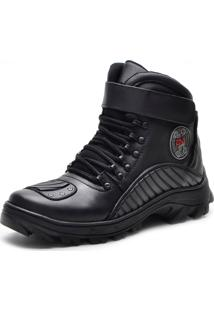 Bota Dr Shoes Adventure Preto