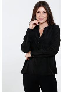 997db8f034 ... Camisa Feminina Social Manga Longa Marisa