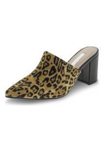 Sapato Feminino Mule Via Marte - 197501