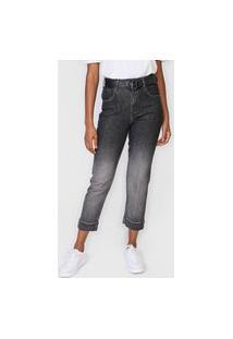 Calça Jeans Forum Reta Tarsila Preta
