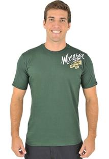 Camiseta Maresia Dourada - Masculino