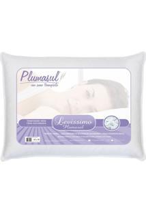 Travesseiro Fibra Siliconizada-Levissímo-50X70